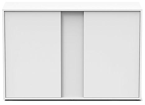 Mueble para Acuario Expert 120 blanco Aquatlantis: Amazon.es: Productos para mascotas