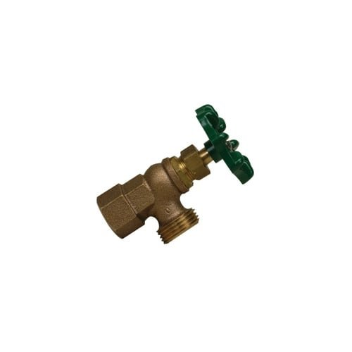 ProFlo PF101DC 1/2'' Stuffing Box Boiler Drain - Not for Potable Water Use