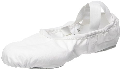 B Women's So Fit Danca Canvas Shoe White Sd16 White Ballet Regular Stretch wFOqpcSOZ