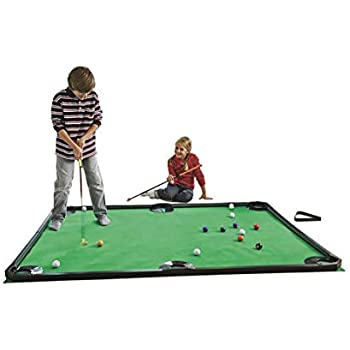 Indoor Games Face-off Frenzy Powerband Floor Hockey Game Play On Floor Or Carpet Excellent