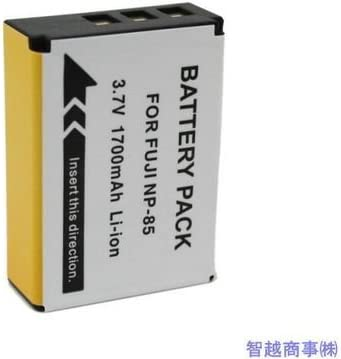BC157→FUJIFLIM NP-85 SL1000 SL300 SL305 SL240 互換バッテリ-