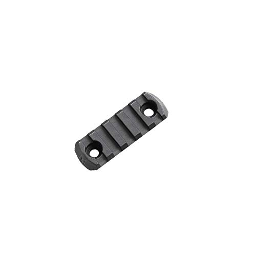 Magpul Industries Polymer Picitanny Rail for M-LOK Compatible Systems, 5-Slot ()