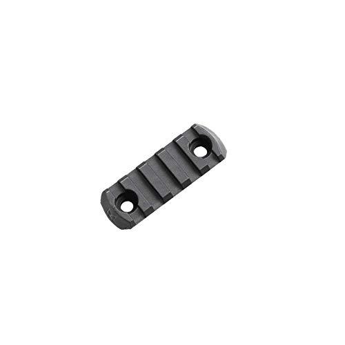 - Magpul M-LOK Polymer Rail, 5 Slots