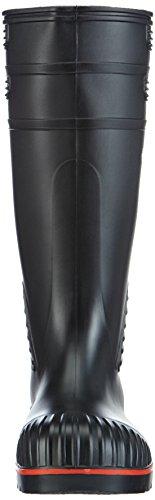 ACIF Agua ZWART 48 Dunlop Unisex Schwarz S5 de Botas A442031 KNIE ZxqwaHn