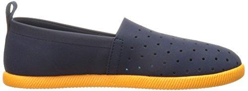 Bleu Shoes mixte Native Venice Foncé enfant Child Orange Regatta Espadrilles Begonia Blue S7114qxaw