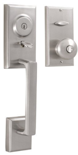 Weslock 01425-1--0020 Lexington 1400 Series Entry Handle, Oil Rubbed Bronze by Weslock 0020 Oil