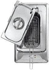 Franke - Freidora Encastre Biselfhm301Frxssp, 2300W, 4L, Inox (6600725): Amazon.es: Hogar