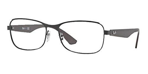 Ray Ban RX6307 Eyeglasses-2820 Matte - 17 53 Ban Ray