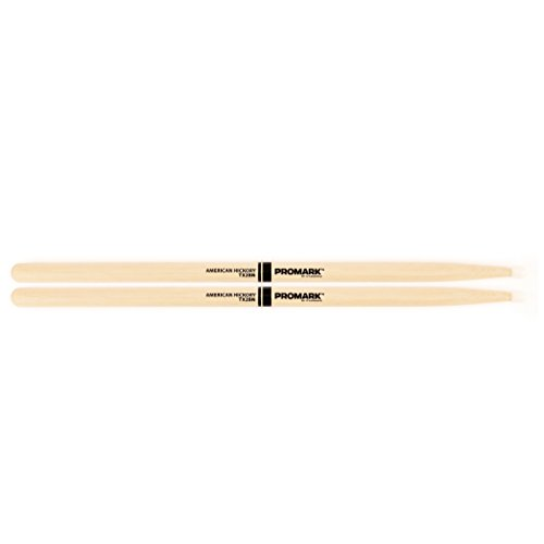 Promark TX2BN American Hickory Nylon Tip, Single Pair