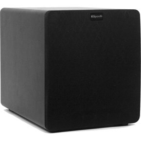 Klipsch SW-110 Black 10-inch 200 Watt Reference II Powered Subwoofer