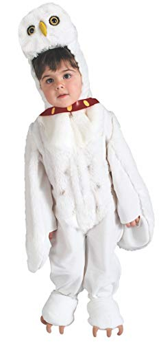 (Harry Potter and The Deathly Hallows Costume, Child's Hedwig The Owl)