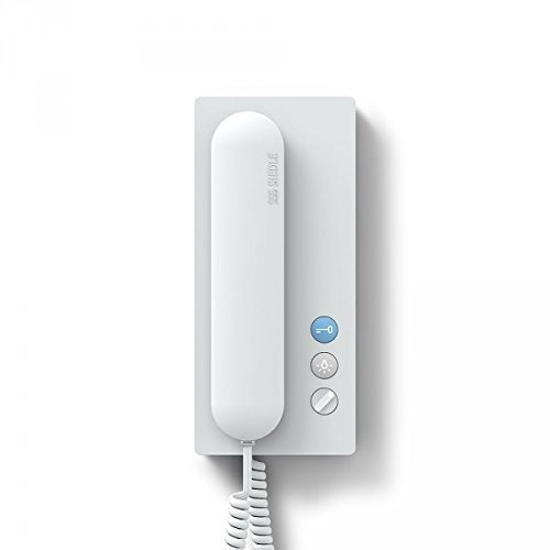 Siedle Haustelefon Standard 1 plus N-Systam, HTS 811-0 W, weiß , 2544150