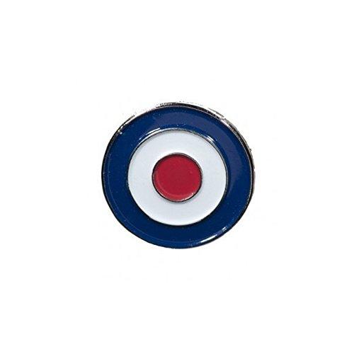 Minimum Mouse Mod Target Enamel Lapel Pin Badge