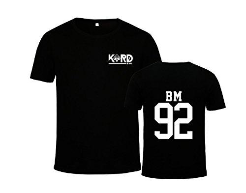 Kpop KARD New Album DON'T RECALL T-shirt Somin Jiwoo J.seph BM Tee Shirt