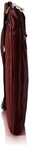 Bogner Spela - Bolsos bandolera Mujer Rojo (Carmine)