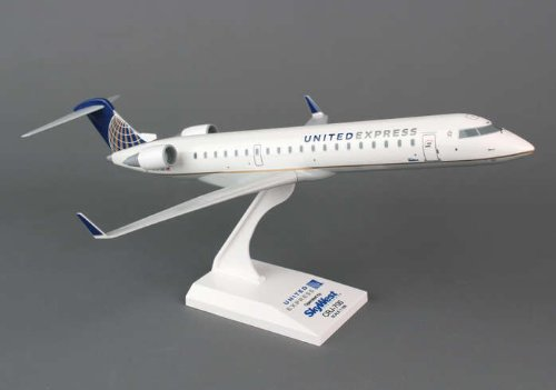 united airlines crj - 4