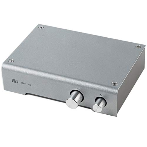 (Schiit SYS Volume Control and 2-Input Switch)