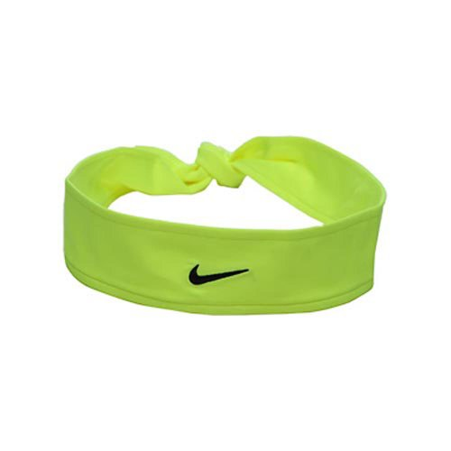 Nike Dri-Fit Head Tie 2.0 (VOLT/Black)