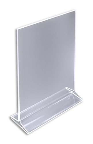 Acrylic Holder Display Plastic Upright