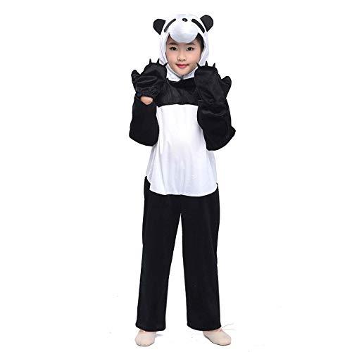 Kids Animals Costume Panda Cosplay Halloween Childen