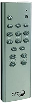 Home Easy HE845 with RF Remote Control Transmitter by Home Easy