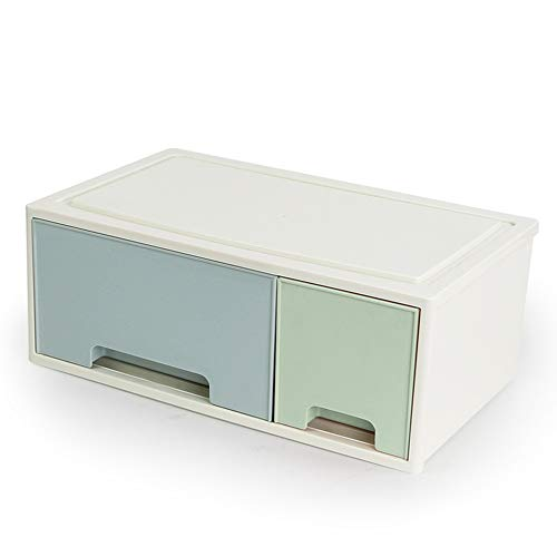 Price comparison product image Storage Boxes Bins - Multifunctional Office Organizer Women Cosmetic Drawer Sundries Storage Container Box Holder Diy