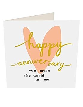 Joyeux Anniversaire Carte Par Caroline Gardner Hey016 Amazon Fr