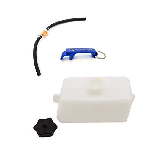 TC-Motor Gas Petrol Fuel Tank With Cap Fule Hose Filter For 47cc 49cc 2 Stroke Mini Moto Kids Dirt - Mini Gas Tank Bike