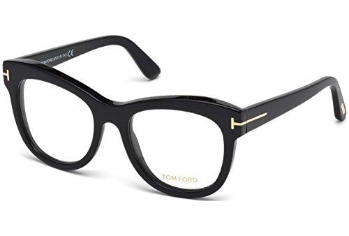 Tom Ford Damen Brille » FT5463«, schwarz, 001 - schwarz