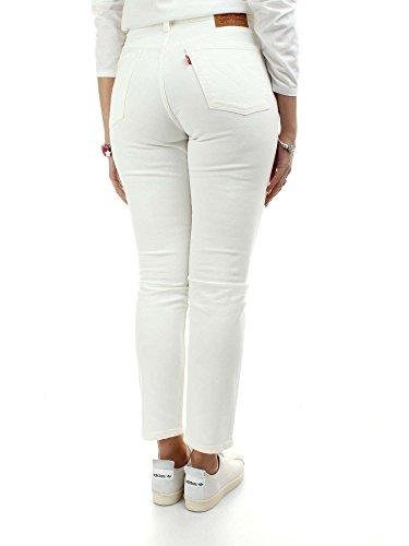 White Skinny 501 Jeans Levi's Jeans Skinny Women WOwqcRAY
