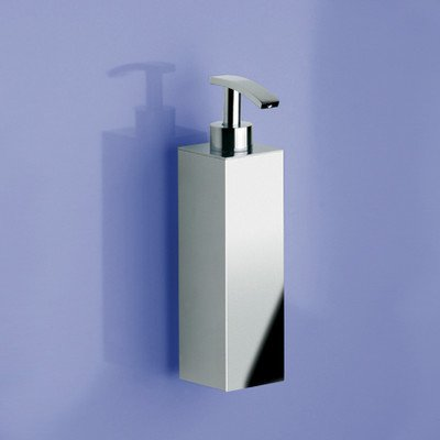 - Nameeks 90122 CR Windisch Mounted Gel Soap Dispenser, Chrome