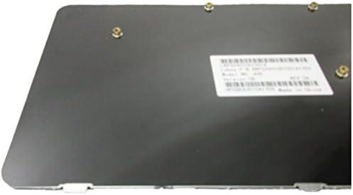 New OEM for HP Compaq CQ56-240CA G62 G56-128CA Keyboard US Black