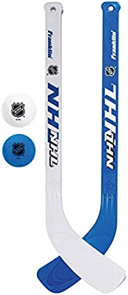 Franklin Sports NHL Player Stick and Ball Set