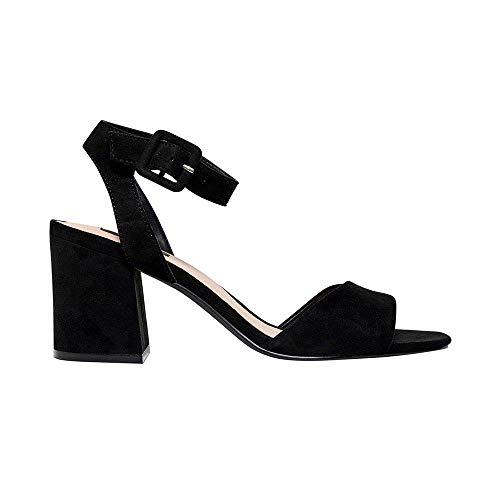 Only Sandalo Casual Donna Nero Scarpe 11rxz7qO