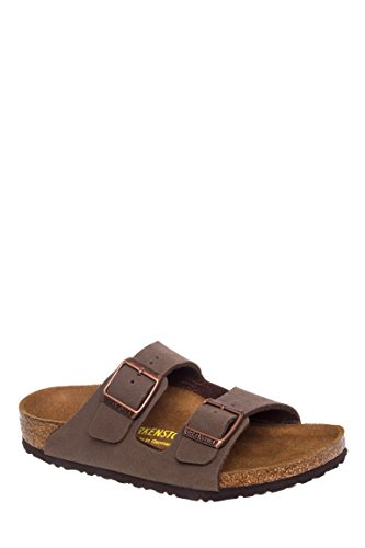 5757c1504dc4 Galleon - Birkenstock Arizona Birko-Flo Mocha Sandals - 33 EU(2-2.5 M US  Little Kid)