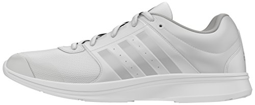 Solid Zapatillas 2 Adidas Ftwr Met Blanco Silver Mujer para Exterior Fun Essential de White Mgh Grey Deporte ttqCnwAHZx