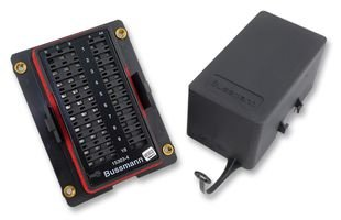 Amazon.com: COOPER BUSSMANN - 15303-4-0-4 - FUSE RELAY BLOCK, MINI, REAR  TERMINAL: Industrial & ScientificAmazon.com