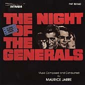 The Night of the Generals by Intrada Records