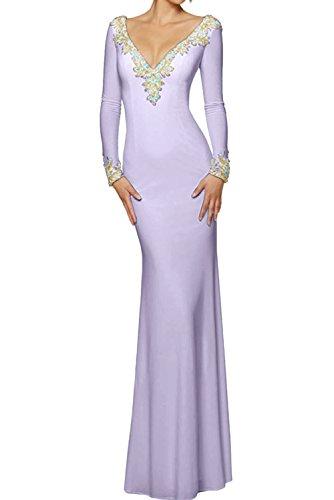 TOSKANA BRAUT - Vestido - para mujer Hell-Lilac