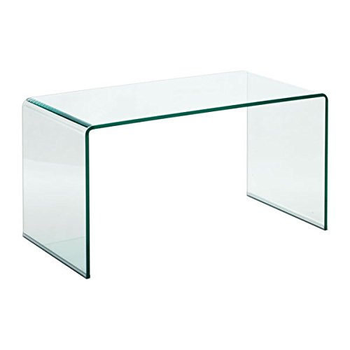 Amazon.com: Zuo 404084 Course Coffee Table, Clear: Kitchen