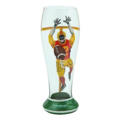 Santa Barbara Design Studio PIL-5522S Lolita Gotta Love Beer Pilsner Glass, Football