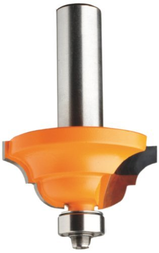CMT 841.880.11 Roman Ogee Bit, 1/2-Inch Shank, 1/4-Inch Radius, Carbide-Tipped (Classical Ogee Bits 1/2