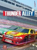 formula d game - Thunder Alley Board Game