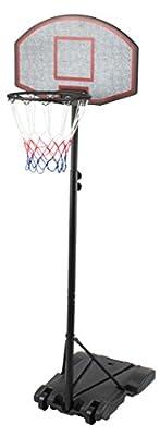 Movement God Youth Portable Basketball Hoop