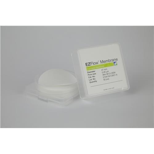 Nylon Membrane Filter (EZFlow Nylon Hydrophilic Membrane Filters, 0.22um, 90mm Diameter Filter Discs, 25/PK)