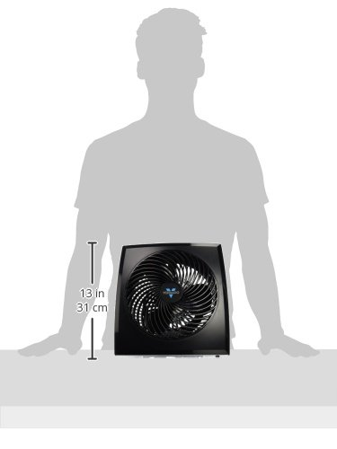 Vornado 673 Medium Flat Panel Air Circulator Fan