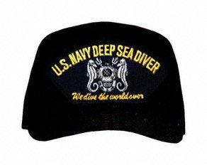 MilitaryBest U.S. Navy Deep Sea Diver with Helmet Ball - Navy Diver Sea Deep