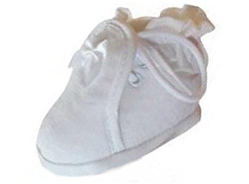 Chaussures de fête pour le baptême ou de mariage - chaussures de baptême pour les filles, bébés TP09 tailles 16-19