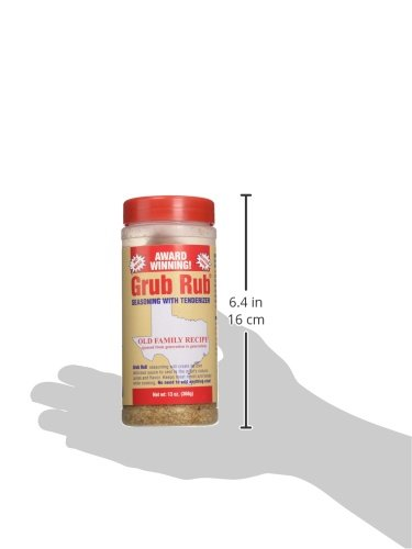 Gordon's Seasoning Grub Rub, 13-Ounce (Pack of 3) by Gordon (Image #5)