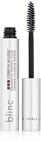 Blinc - Extreme Longwear Eyebrow Mousse, Clear (Best Brow Setting Gel)
